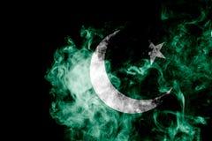 Staatsflagge von Pakistan Lizenzfreie Stockfotos