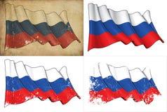 Staatsflagge von Russland lizenzfreie abbildung