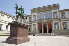 Staatsgalerie Royalty Free Stock Images