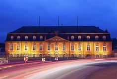 Staatskanzlei Rheinland-Pfalz. Mainz, Rhineland-Palatinate, Germ Royalty Free Stock Image