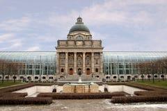 Staatskanzlei/State Chancellery Stock Photos