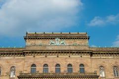 The Staatstheater (State Theater) Stock Photo