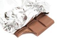Stab der Milchschokolade Lizenzfreie Stockfotografie