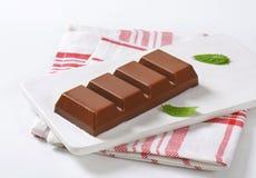Stab der Milchschokolade Lizenzfreie Stockbilder