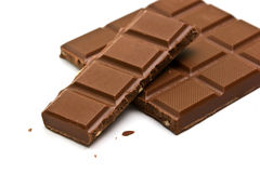 Stab der Schokolade Stockfotos