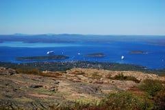 Stab-Hafen, Acadia-Nationalpark Lizenzfreies Stockfoto