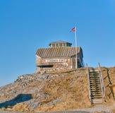 Stabben Fort, Norwegian war memorial stock photos