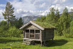Stabbur im Telemark Royalty Free Stock Photos