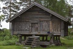 Stabbur in Telemark Stock Image