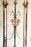 The  stabia fresco Stock Photography