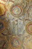 Stabian bad, Pompei Arkivfoto