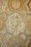Stabian bad, Pompeii Arkivbilder