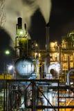 Stabilimento chimico Immagine Stock Libera da Diritti