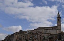 Stabilimento della montagna Camere attaccate l'un l'altro Fotografie Stock
