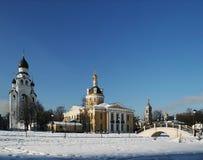 Stabilimento di Rogozhskaya delle tempie. Mosca Fotografia Stock