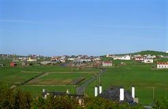 Stabilimento, Hoswick, Shetland Fotografia Stock Libera da Diritti
