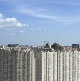 Stabilimento residenziale Fotografia Stock Libera da Diritti