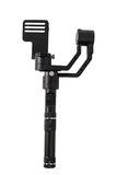 Stabilization System with 3-axis gimbals. Using this equipment, a Videographer can take video without shaking Royalty Free Stock Photos