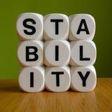 stabilność Zdjęcie Royalty Free