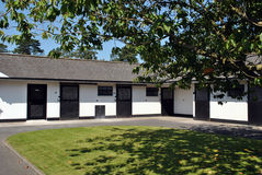 Stable block royalty free stock photo