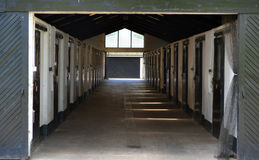 Stable block Royalty Free Stock Image