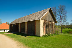 Stable Building Royalty Free Stock Image