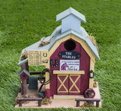 Stable model toy Stock Images