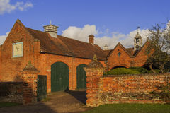 Stables Stock Image