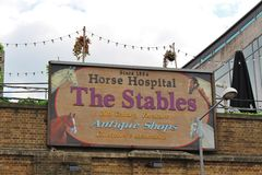 The Stables, Antique Shops Stock Image