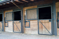 Stables Royalty Free Stock Photography