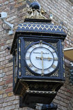 Stables Market Clock Royalty Free Stock Image