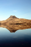 Stac Pollaidh Royalty Free Stock Photos