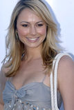 Stacey Keibler on the red carpet Royalty Free Stock Photo