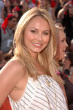 Stacey Keibler at the World Premiere of  Royalty Free Stock Images