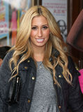 Stacey Solomon Royalty Free Stock Image