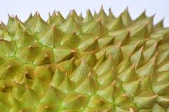 Stachelige Beschaffenheit und Hintergrund des Durian Lizenzfreie Stockbilder