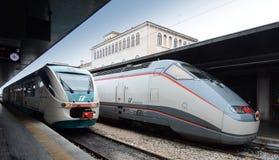 staci kolejowej venezia Obraz Stock