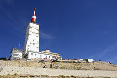 Stacja góra Ventoux Obrazy Royalty Free
