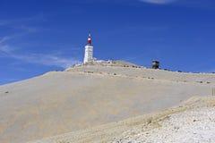 Stacja góra Ventoux Zdjęcie Royalty Free