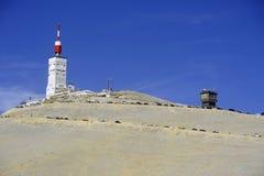 Stacja góra Ventoux Obraz Stock