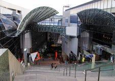Stacja kolejowa Kyoto, Japonia Zdjęcia Royalty Free