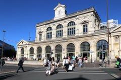 Stacja Kolejowa Lille, Francja Zdjęcia Stock