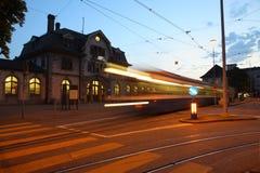 Stacja kolejowa, Zurich Zdjęcia Stock