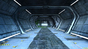 Stacja Kosmiczna obraz stock