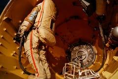 Stacja Kosmiczna Zdjęcie Royalty Free