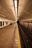 stacja metra Obraz Royalty Free