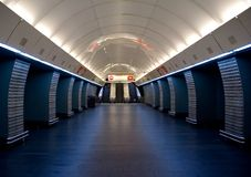 stacja metra fotografia royalty free