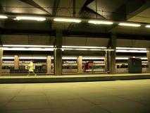 stacja metra Obrazy Royalty Free