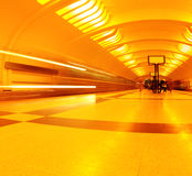 stacja metru Zdjęcie Royalty Free