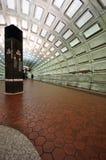 stacja metru zjednoczenie Zdjęcia Royalty Free